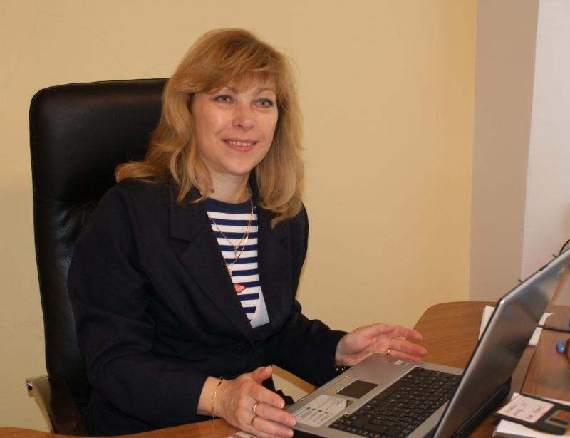 Ing. Marta Gašajová - hlavný kontrolór